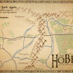 14 Best Photos Of Hobbit Map Printable   Hobbit Map, Hobbit Birthday Intended For Printable Hobbit Map