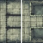 "2 Minute ""print & Play"" Maps!   Arts & Crafts   D&d Beyond General For Printable D&d Map Tiles"