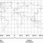 23 World Map With Latitude And Longitude Lines Pictures With Map Of World Latitude Longitude Printable