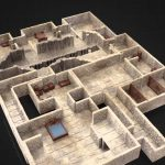 3D Printable Dungeon Tiles   Youtube Pertaining To Printable D&d Map Tiles