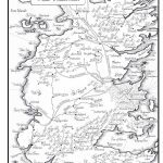 A Game Of Thrones – Maps   Random House Books With Regard To Game Of Thrones Printable Map