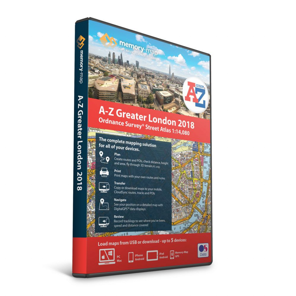 A-Z-Street-Atlas-Maps throughout Printable Maps By Waterproofpaper Com