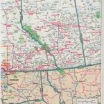 Alberta Road Map And Travel Information | Download Free Alberta Road Map Inside Printable Alberta Road Map