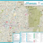 Albuquerque Maps | New Mexico, U.s. | Maps Of Albuquerque Pertaining To Printable Map Of New Mexico