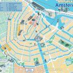 Amsterdam Maps   Top Tourist Attractions   Free, Printable City Regarding Amsterdam Street Map Printable