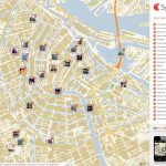Amsterdam Printable Tourist Map | Sygic Travel For Printable Map Of Amsterdam