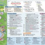 Amusing Food Photos Epcot Map 2017 Pdf Epcot Holiday Map 2017 Wine With Printable Epcot Map 2017