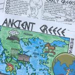 Ancient Greece Map Activity | History Gal | Map Activities, Ancient Within Map Of Ancient Greece Printable
