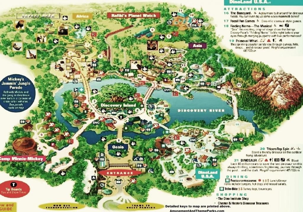 Animal Kingdom Map | Disney | Disney World Trip, Animal Kingdom Map with Printable Maps Of Disney World Parks