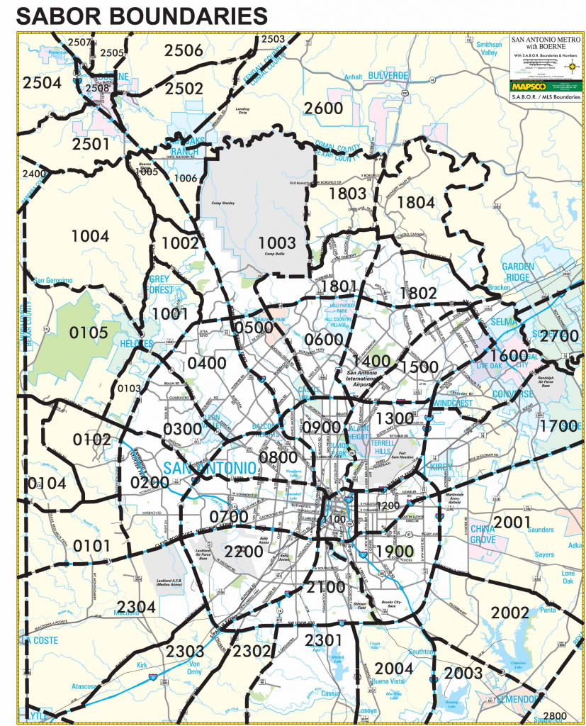 Area Map - Affordable Houses For Sale In San Antonio pertaining to Printable Map Of San Antonio
