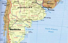 Argentina Maps | Printable Maps Of Argentina For Download within Printable Map Of Argentina