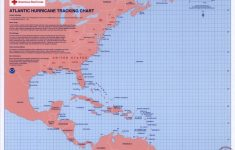 Printable Hurricane Tracking Map