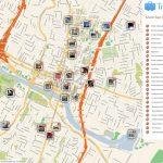 Austin Printable Tourist Map | Free Tourist Maps ✈ | Austin Map With Regard To Printable Map Of Austin