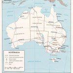 Australia Maps | Printable Maps Of Australia For Download For Printable Map Of Australia With Cities And Towns Pdf