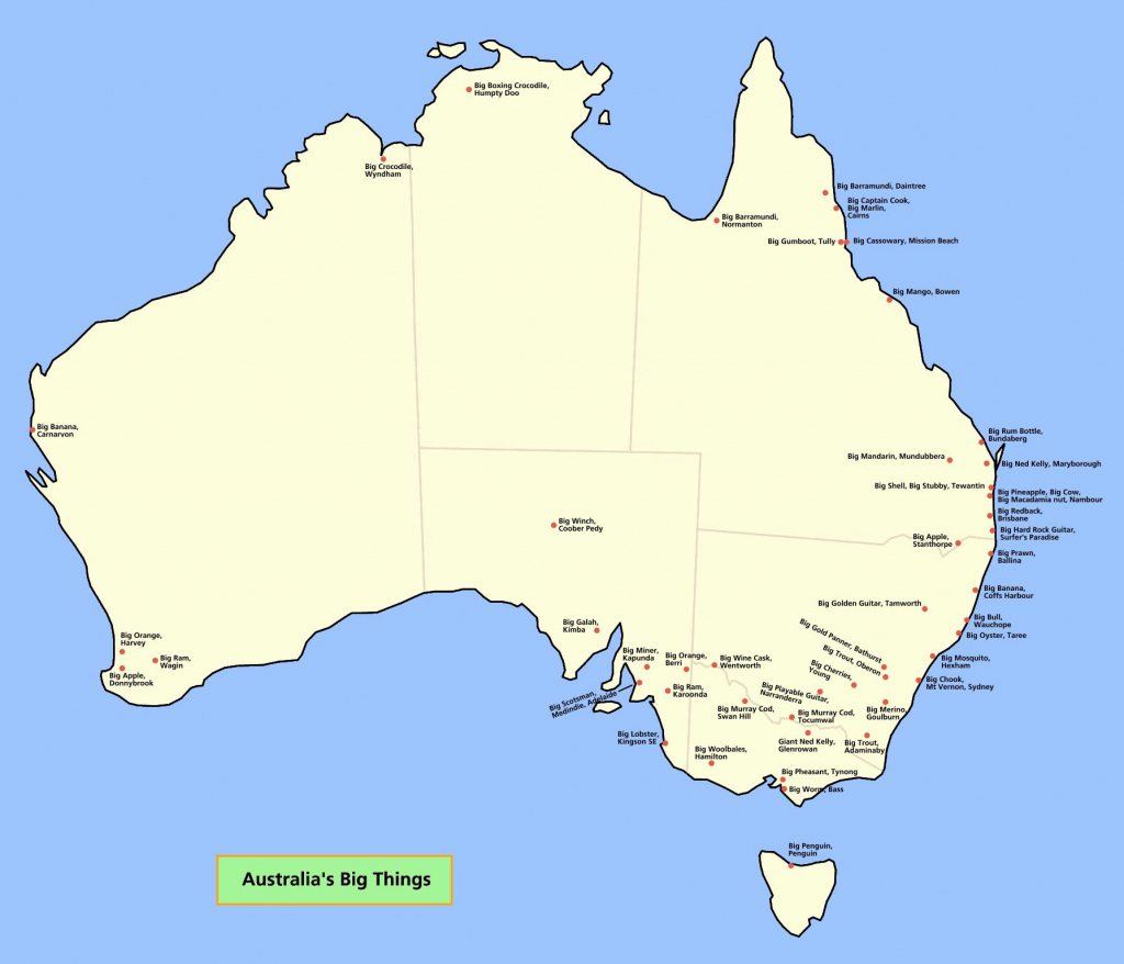 Australia Maps   Printable Maps Of Australia For Download inside Printable Map Of Australia With Cities And Towns Pdf