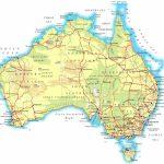 Australia Maps | Printable Maps Of Australia For Download With Printable Map Of Australia With Cities And Towns Pdf