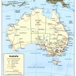 Australia Maps | Printable Maps Of Australia For Download With Printable Map Of Western Australia