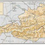 Austria Maps | Printable Maps Of Austria For Download Within Printable Map Of Austria