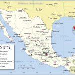 Baja California Sur Map Maps Of Mexico Free Printable Us F Throughout Free Printable Map Of Mexico