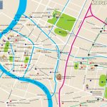 Bangkok Maps   Top Tourist Attractions   Free, Printable City Street Map Intended For Printable Map Of Bangkok