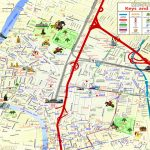 Bangkok Maps   Top Tourist Attractions   Free, Printable City Street Map Pertaining To Bangkok Tourist Map Printable