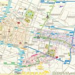 Bangkok Maps   Top Tourist Attractions   Free, Printable City Street Map Regarding Printable Map Of Bangkok