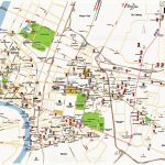 Bangkok Maps   Top Tourist Attractions   Free, Printable City Street Map With Printable Map Of Bangkok