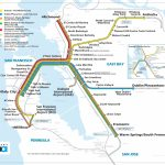 Bay Area Rapid Transit Expansion   Wikipedia With Regard To Printable Bart Map