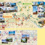 Berlin Attractions Map Pdf   Free Printable Tourist Map Berlin Inside Berlin Tourist Map Printable