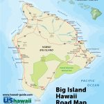 Big Island Of Hawaii Maps   Printable Driving Map Of Kauai Within Printable Map Of Kauai