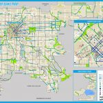 Bike Maps Within Denver City Map Printable