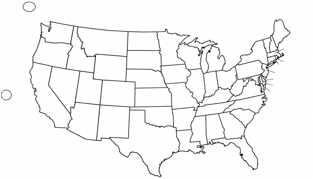 Black And White Map Us States Usa50Statebwtext Awesome Best Blank Us in Map Of The Us States Printable