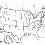 Black And White Map Us States Usa50Statebwtext Luxury Best Blank Us Regarding Blank Us Map Printable Pdf