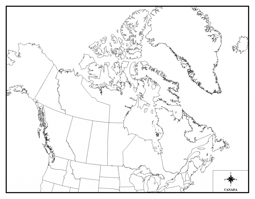 Blank Canada Map Quiz Map Canada Quiz | Travel Maps And Major inside Map Of Canada Quiz Printable