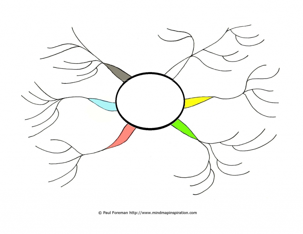 Blank Creative Mind Map - Google Search …   X   Mind … for Free Printable Mind Maps