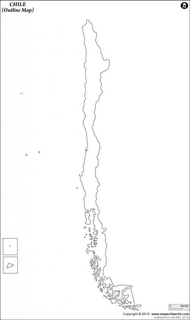 Blank Map Of Chile | Chile Outline Map throughout Printable Map Of Chile