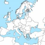 Blank Political World Map High Resolution Fresh Western Europe Free For Blank Political Map Of Europe Printable
