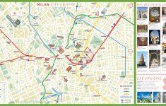 Bologna Tourist Map Printable