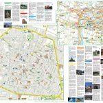 Bologna Tourist Map Throughout Bologna Tourist Map Printable