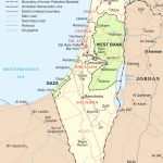Borders Of Israel   Wikipedia With Regard To Printable Map Of Israel Today
