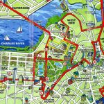 Boston Attractions Map   Map Of Boston Attractions (United States Of Inside Printable Map Of Boston Attractions