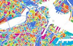 Printable Map Of Boston