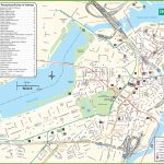 Boston Tourist Attractions Map   Boston Tourist Map Printable With Regard To Printable Map Of Boston Attractions