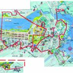 Boston Tourist Map And Travel Information | Download Free Boston With Regard To Printable Map Of Boston Attractions