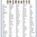Bringing Characters To Life In Writer's Workshop | Scholastic In Free Printable Character Map