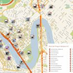 Brisbane Cbd Map   Map Of Brisbane Cbd (Australia) Throughout Brisbane City Map Printable