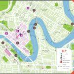 Brisbane Maps | Australia | Maps Of Brisbane Intended For Brisbane City Map Printable