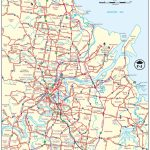 Brisbane Suburbs Map regarding Printable Map Of Queensland