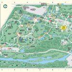 Bronx Zoo Entrances Map   Bronx Zoo Map Directions (New York   Usa) With Bronx Zoo Map Printable