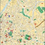 Brussels Map   Detailed City And Metro Maps Of Brussels For Download In Tourist Map Of Brussels Printable